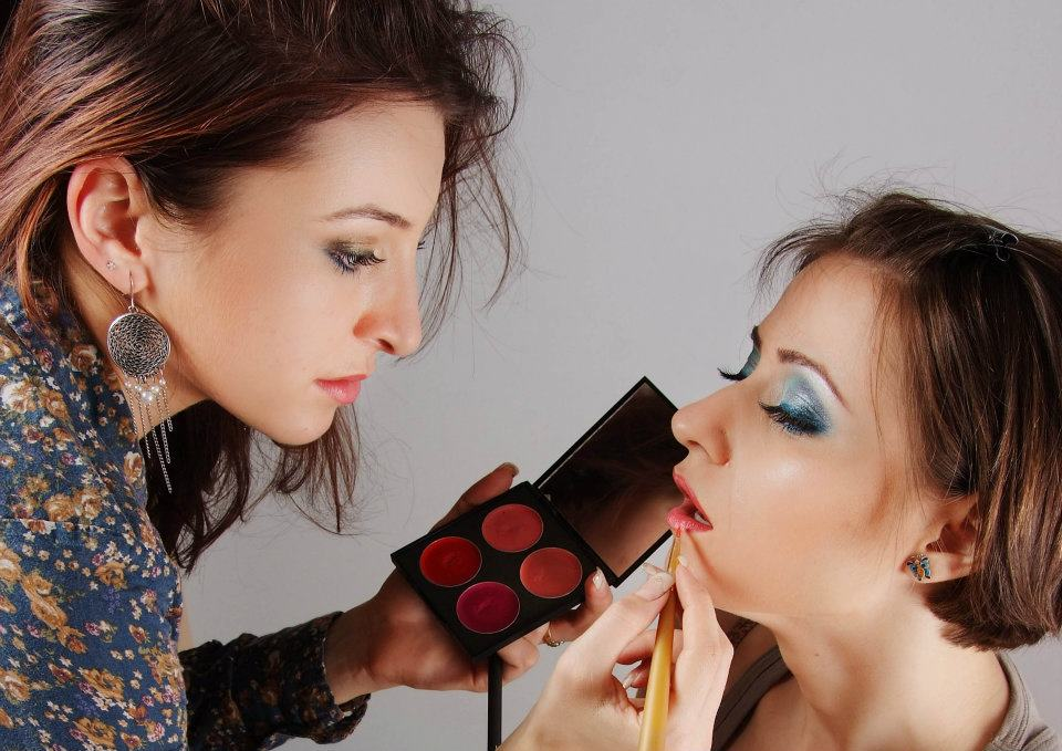 make-up mireasa